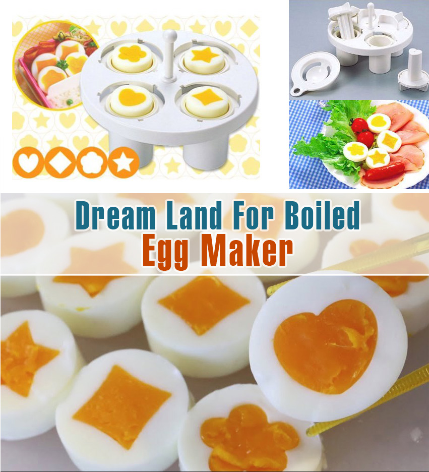 Long Egg maker from Japan