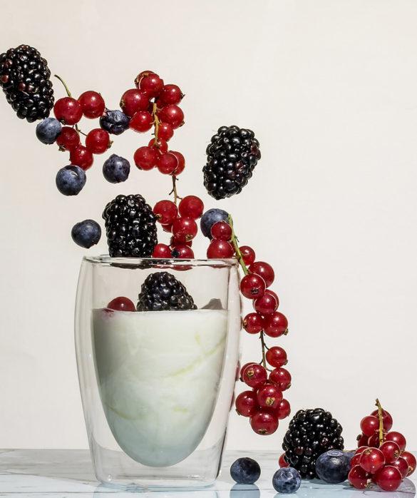 homemade probiotic drink