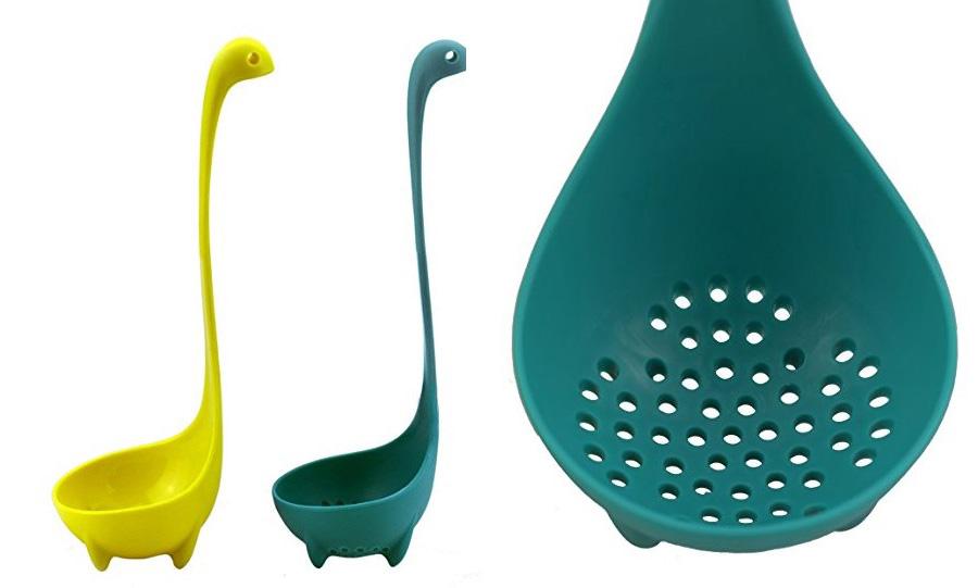 Kitchen Gadgets: nessie ladles