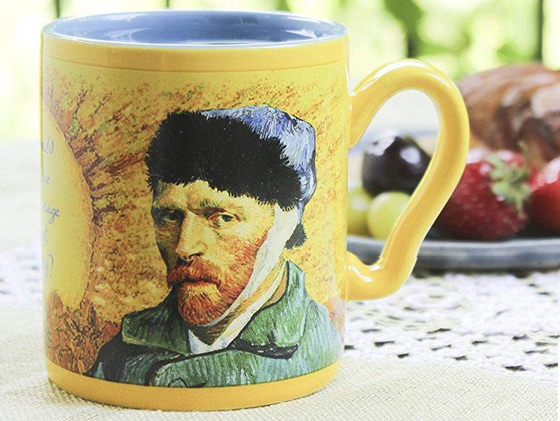 Kitchen Gadgets: van gogh mug