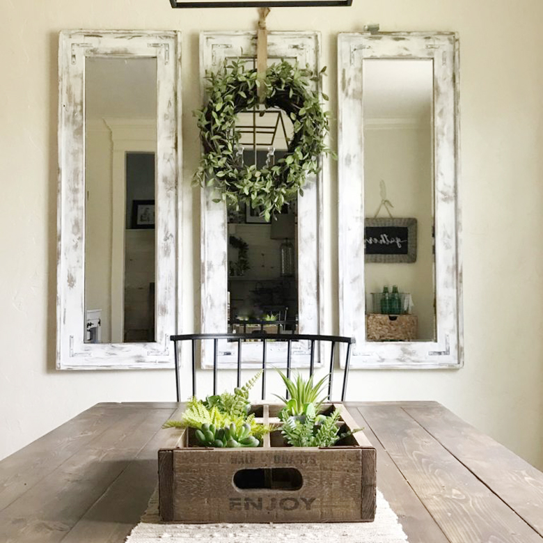Rustic Dining Room Decor: 18 Rustic Wall Art & Decor Ideas That Will Transform Your