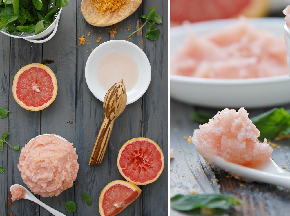 Benefits of DIY grapefruit sugar scrub craft-mart