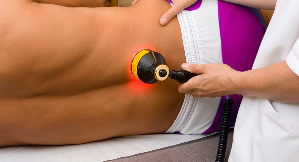 Laser Red light therapy