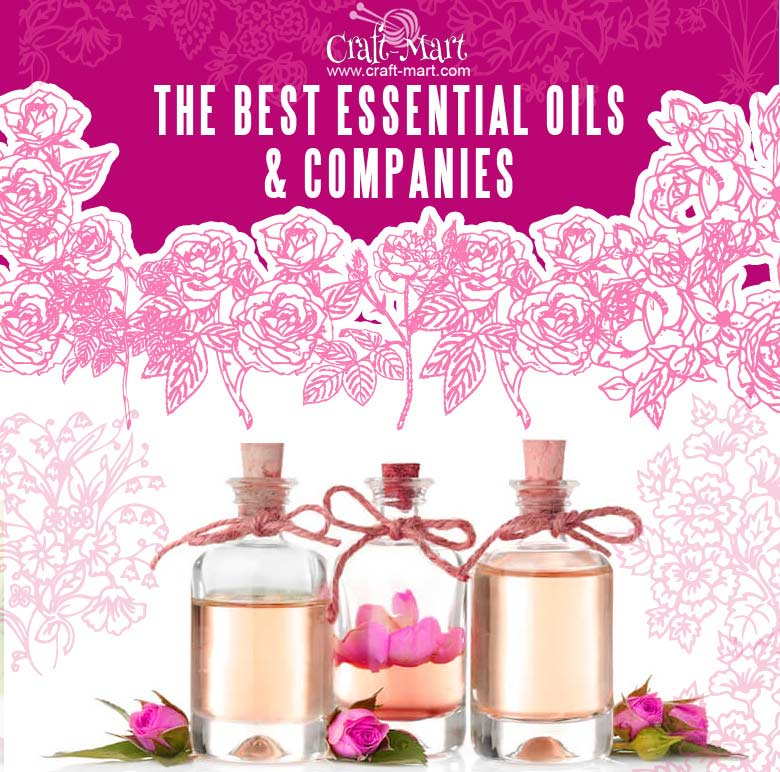 reputable essential oils companies