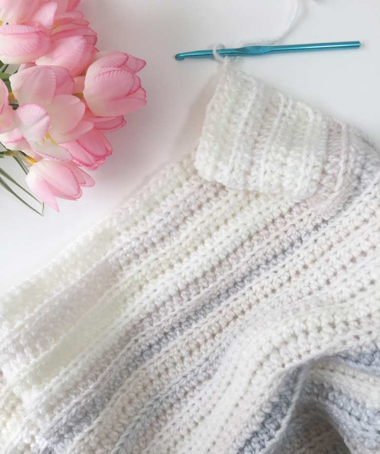 Easy DIY baby blankets you can crochet in a weekend - Craft-Mart