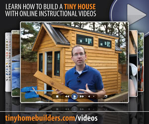 Learn how to build tiny houses from the best instructors