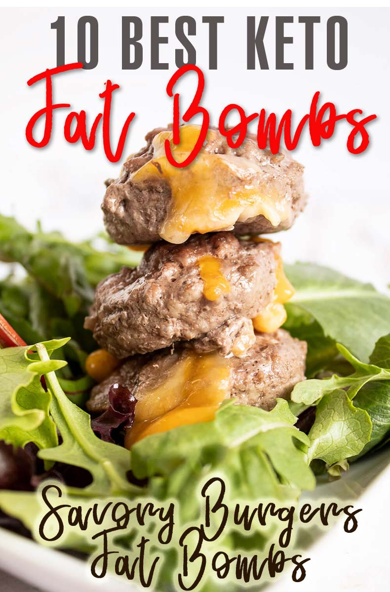 Ten Best Keto Fat Bombs (and ultimate collection of 55+ keto snacks) #ketofatbombs #ketodiet #savoryketofatbomb