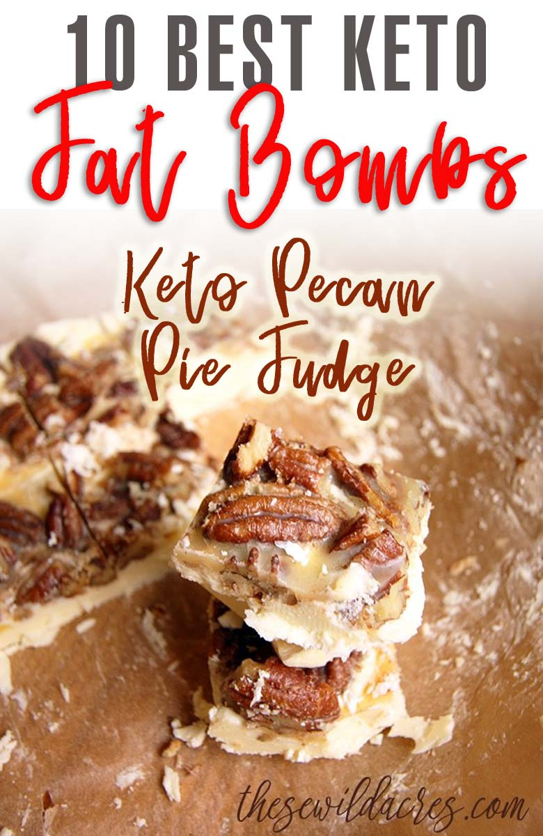 Ten Best Keto Fat Bombs (and ultimate collection of 55+ keto snacks) #ketofatbombs #ketodiet #easyfatbombrecipes #bestfatbombrecipes #highfatlowcarbsnacks #applepiefatbomb #lowcarbsnack #ketosnack #pecanpiefatbomb