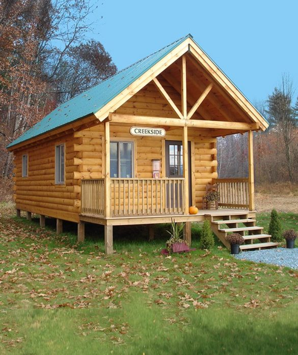 Log Cabin kits