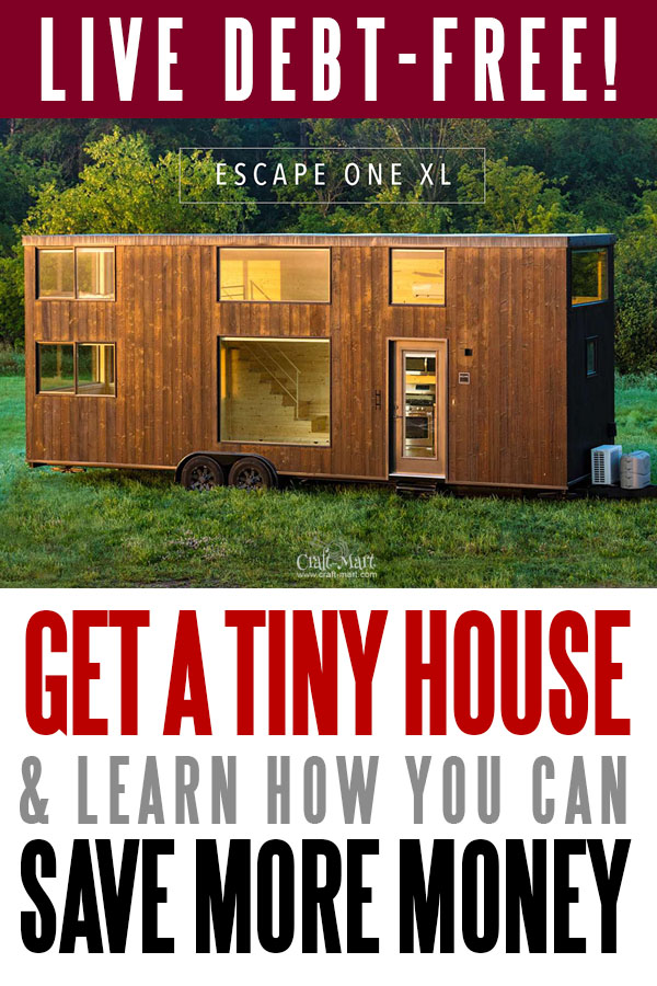 """Look at these cute tiny house trailers with easy financing starting from $195/m! Forbes Magazine called them """"The Most Beautiful Tiny Houses In The World"""". Do you have a yard space for one of these tiny houses? Get one for FREE and start earning money from renting it! Read about this rental program. #tinyhouse #tinyhouseplans #minimalism"""