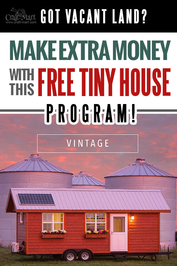 """Do you have a yard space for one of these tiny house trailers? Get one for FREE and start earning money from renting it! Or simply buy one of the most beautiful tiny house trailers with easy financing starting from $195/m! Forbes Magazine called them """"The Most Beautiful Tiny Houses In The World"""" #tinyhouse #tinyhouseplans #minimalism"""
