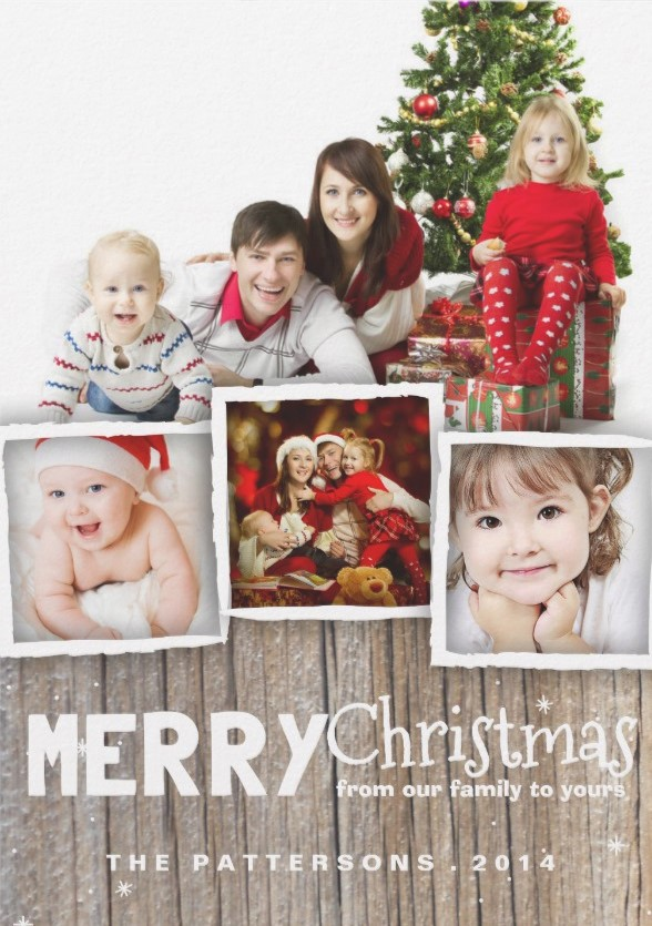 Christmas Cards Ideas to Cheer Up your Family and Friends