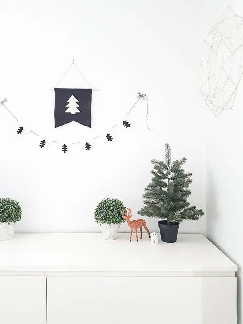 Homemade Christmas Decoration Ideas - minimlaistic holiday decor, cmas decorations, handmade Christmas decorations, christmas decoration ideas diy, outdoor christmas decoration ideas, #christmasdecorationideas