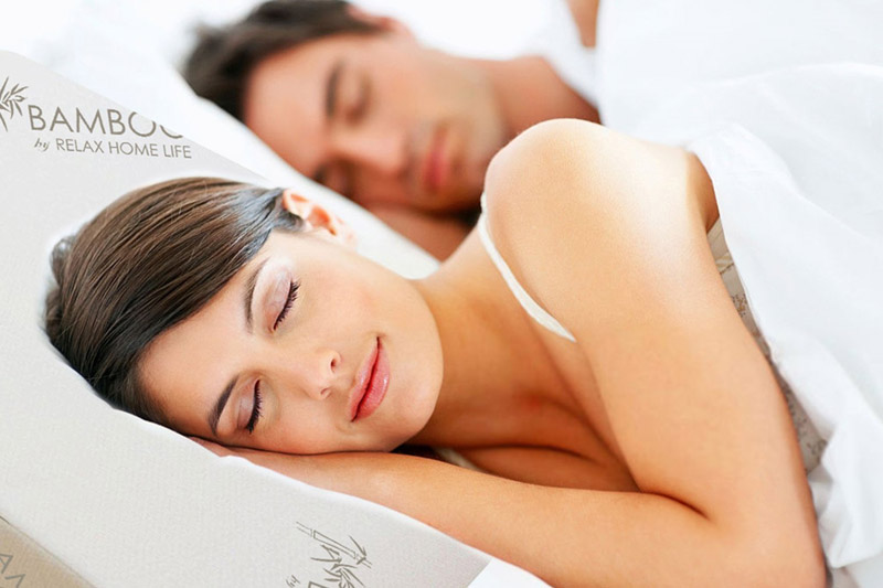 Anti snoring pillows