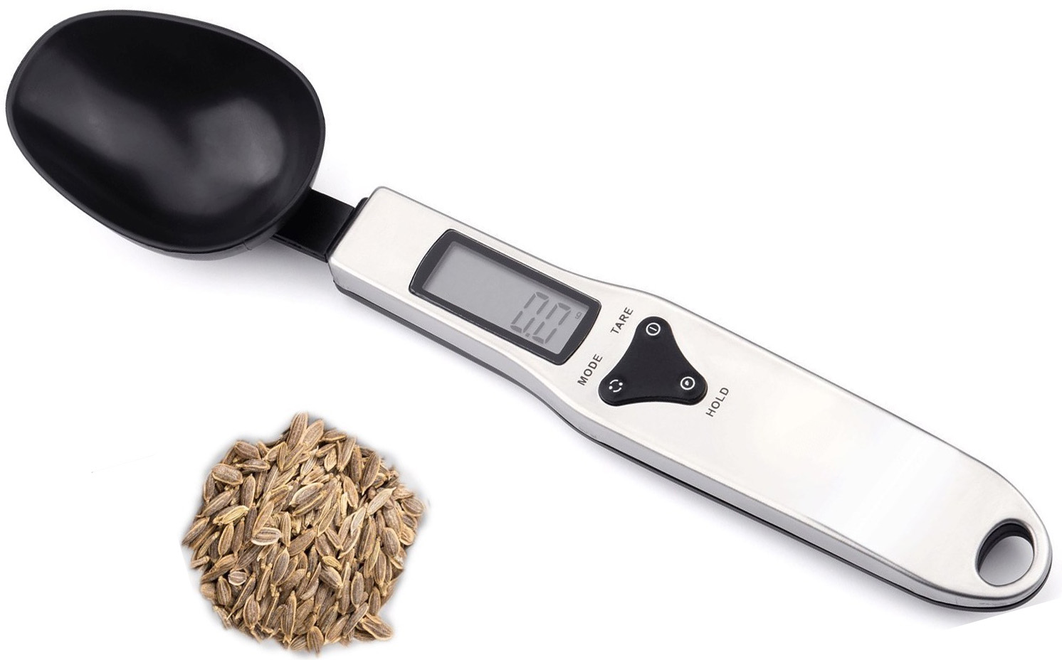 Digital scales spoon Kitchen Gadget