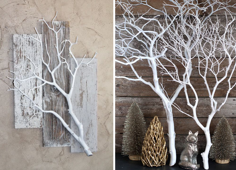 #rusticstyle #rusticdecor #reclaimedWood tree branches #walldecor