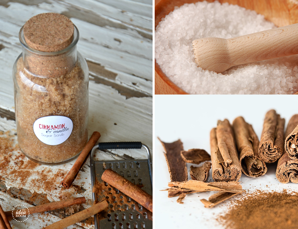 Cinnamon Sugar Scrub benefits and tutorial
