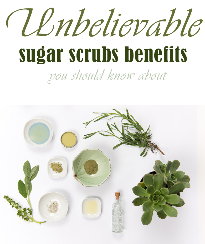 Incredible homemade sugar scrubs benefits you should know