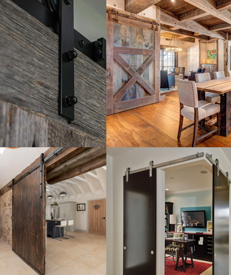 add rustic farmhouse decor to your home with barn doors by craft-mart