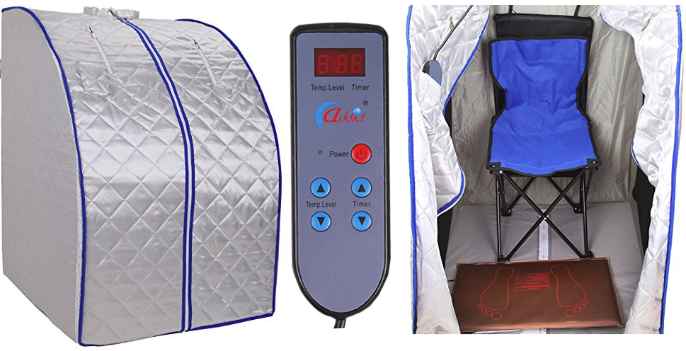 portable infrared sauna