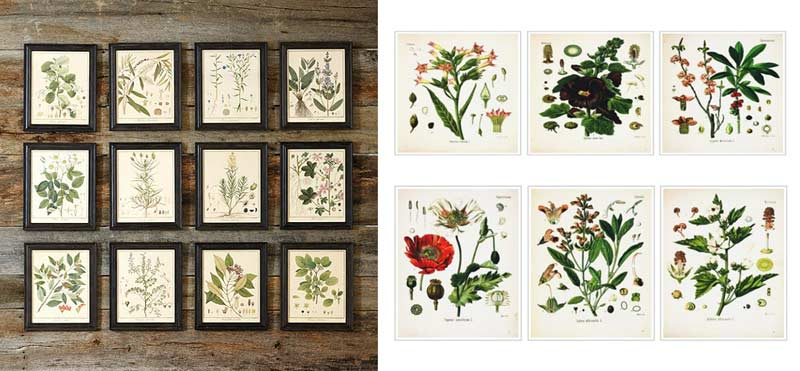 best Free Farmhouse Printables collection for home decoration