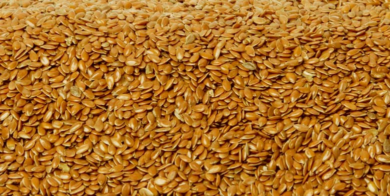 anti-inflammatory oils in ground flaxseeds