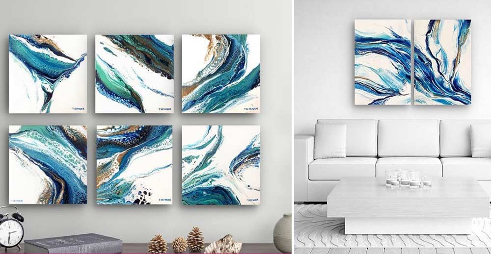 wall art for your bare walls dilemma collection by craft-mart