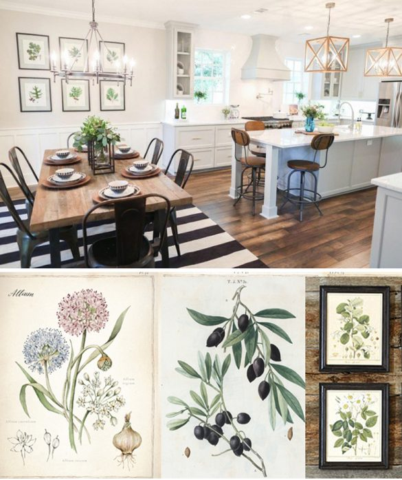 best free farmhouse decor printables collection by carft-mart #freeprintables
