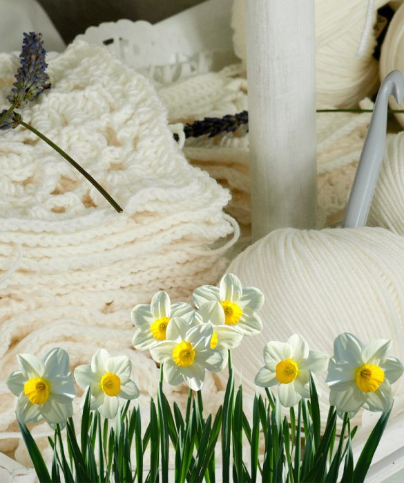 easy crochet projects for spring and summer - free crochet patterns roundup by craft-mart