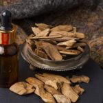 Agarwood - agar essential oil