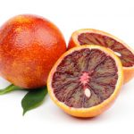 Ripe Blood Oranges