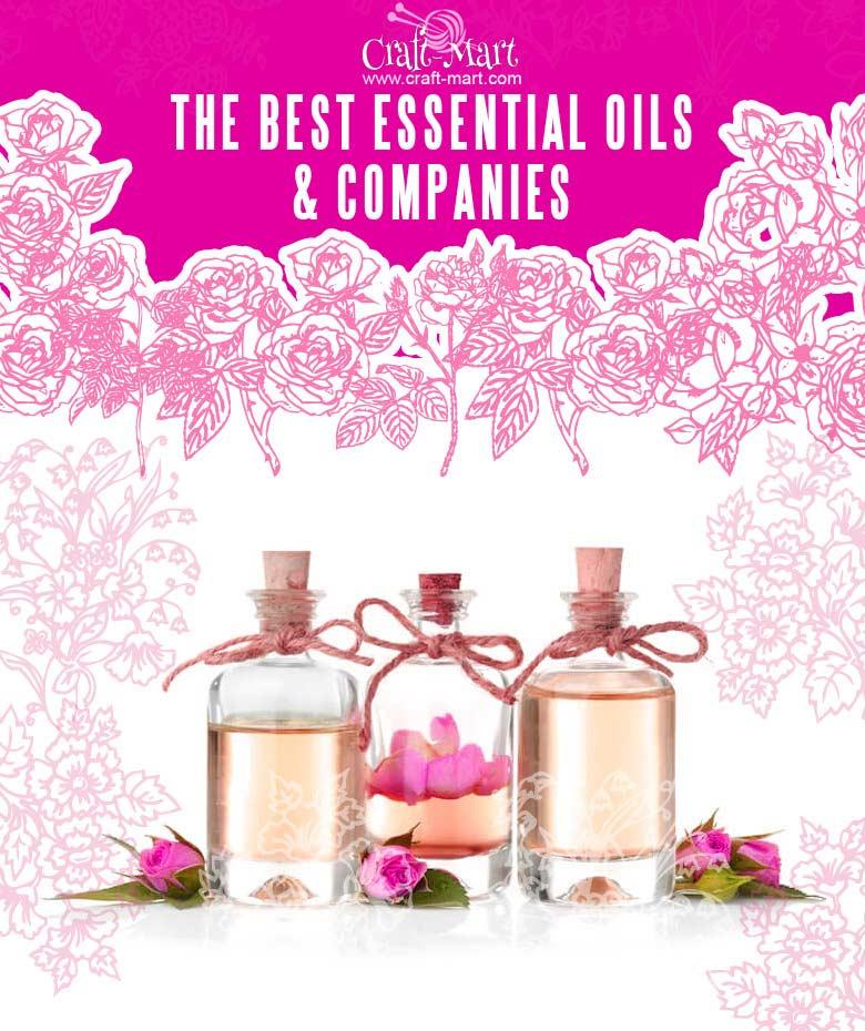 reputable essential oils companies