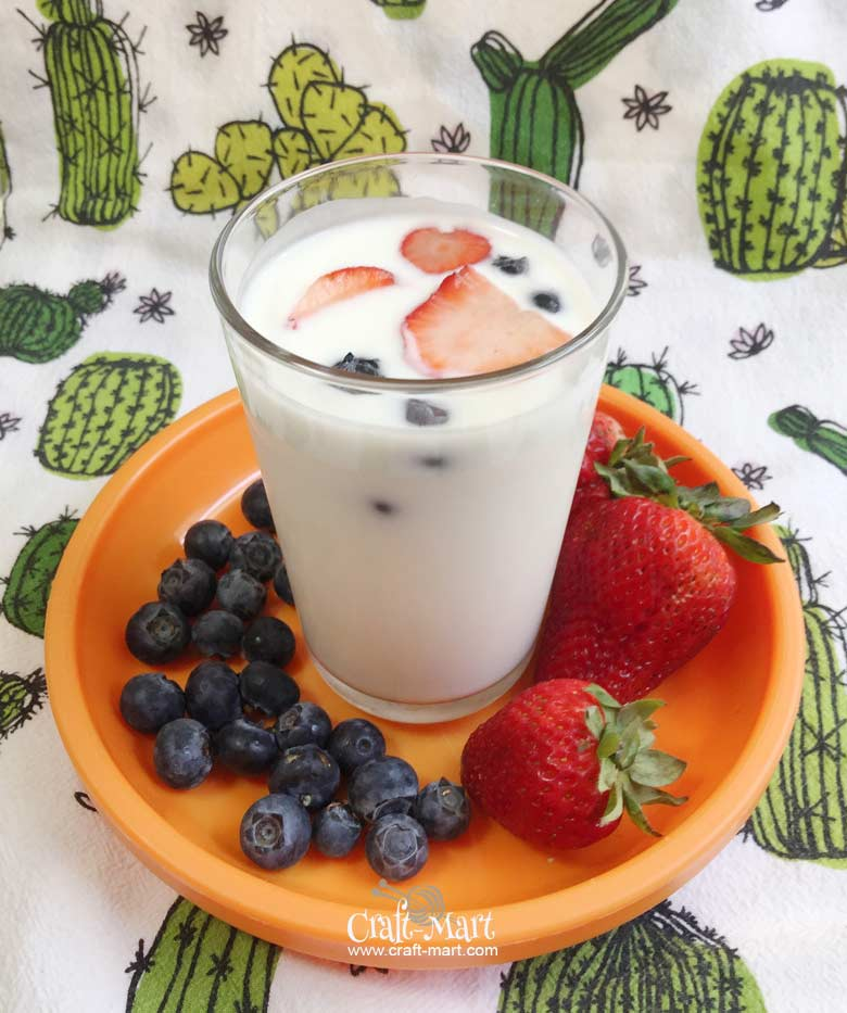 kefir - the best homemade probiotic drink with berries has 3-4 times more benefits than yogurt or probiotic supplements