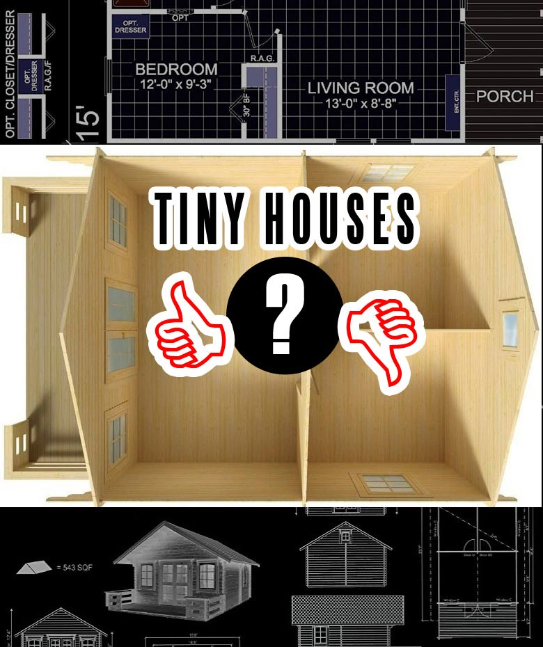 tiny houses cons and pros