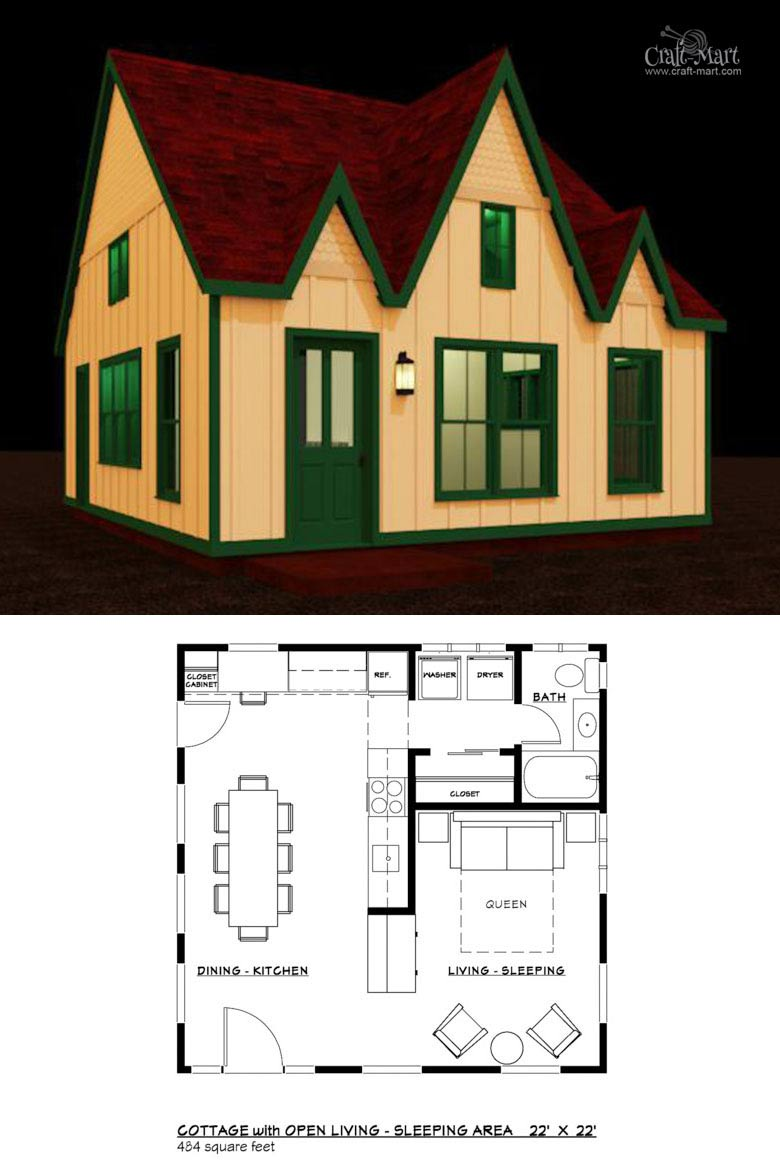 27 Adorable Free Tiny House Floor Plans - Craft-Mart on golf course home floor plans, split level home floor plans, country home floor plans, small starter house plans, luxury home floor plans, starter home blueprints, economy house plans, starter home builders, summer home floor plans, one story georgian home plans, compact luxury house plans, family home floor plans, starter home kitchens, custom home floor plans, starter home layout, 2 bedroom starter home plans, detached home floor plans, starter mansions, spec home floor plans, small narrow lot home plans,