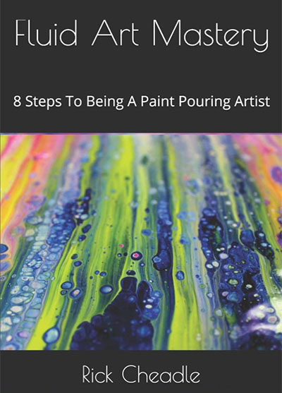 Fluid Art Mastery book