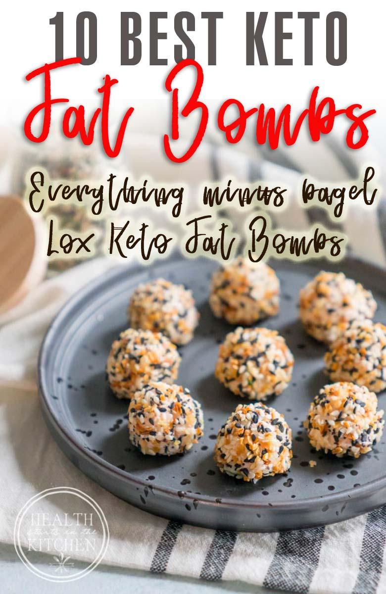 Ten Best Keto Fat Bombs (and ultimate collection of 55+ keto snacks)