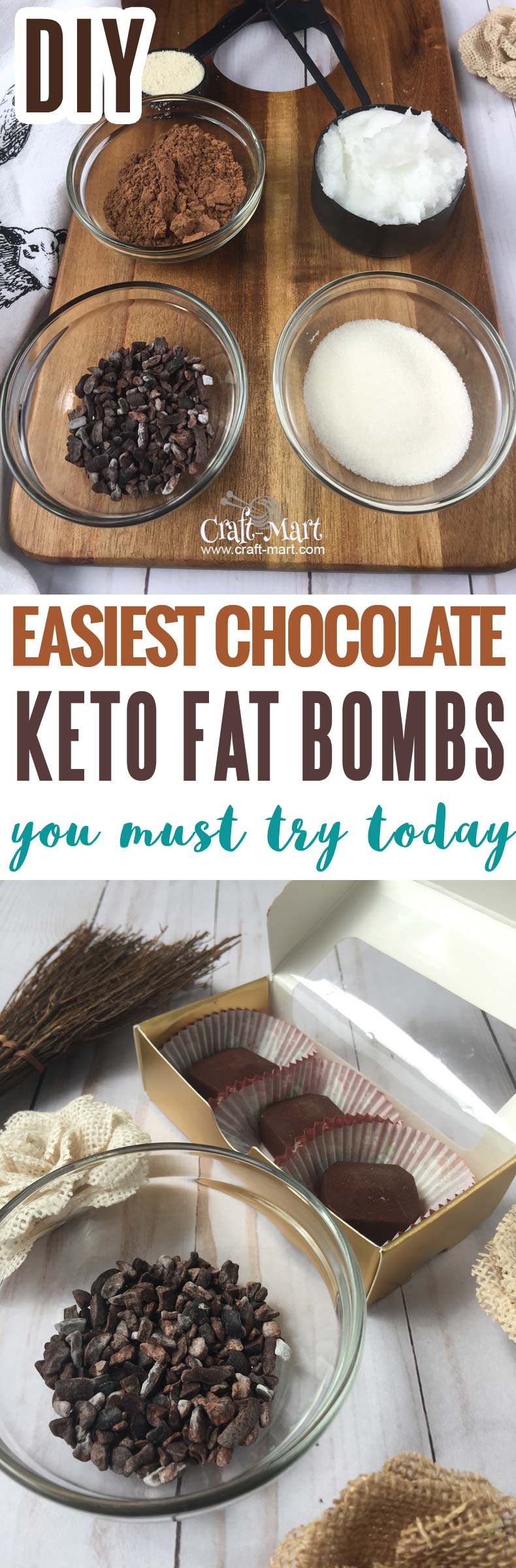 chocolate keto fat bombs - easy meal prep ideas #ketosnack #ketodiet #ketofatbomb