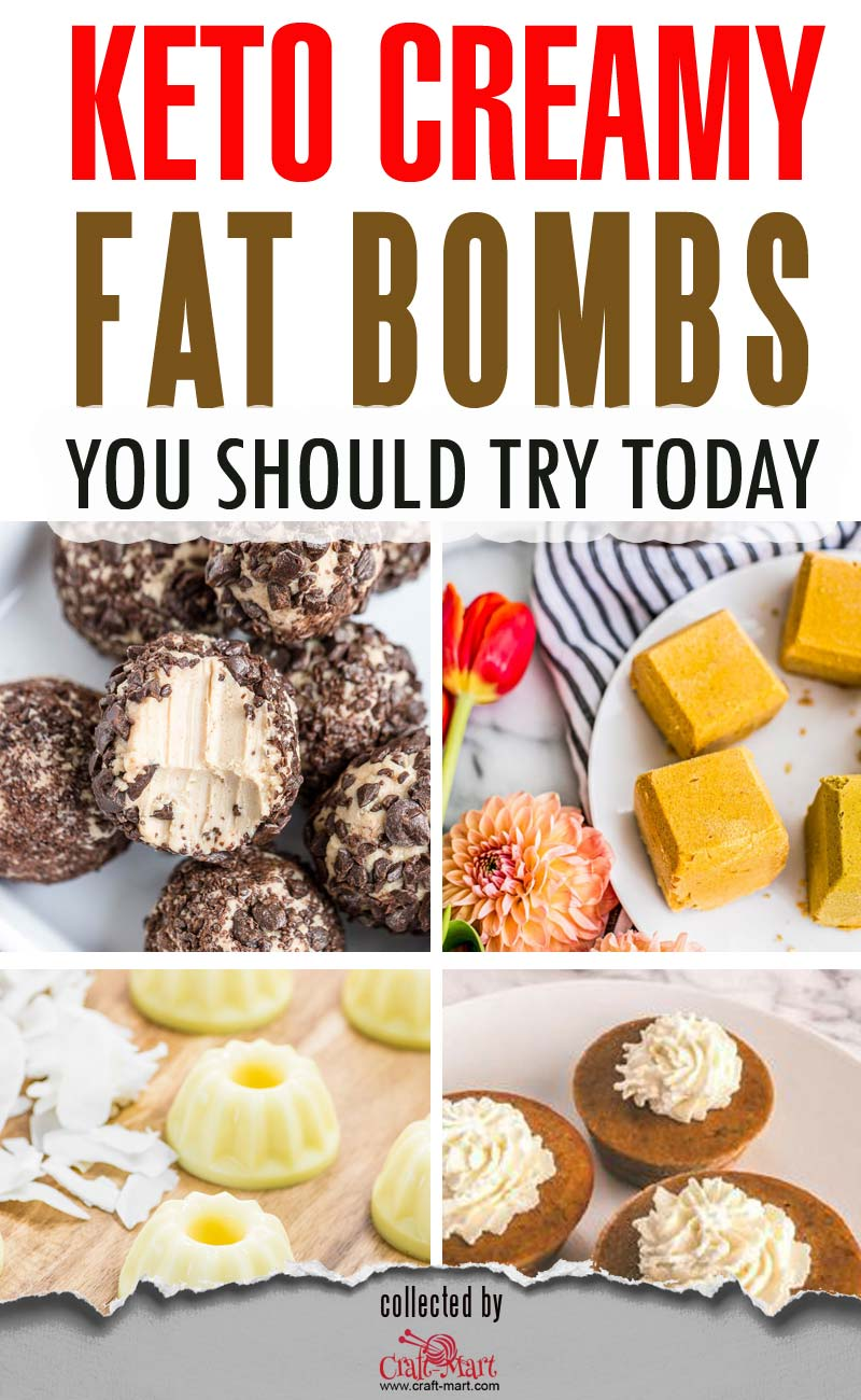 Creamy Keto Fat Bombs (and ultimate collection of 55+ keto snacks) #ketofatbombs #ketodiet #easyfatbombrecipes #bestfatbombrecipes #highfatlowcarbsnacks #lowcarbsnack #ketosnack #savoryketobomb #easiestsavoryfatbomb #creamyfatbomb
