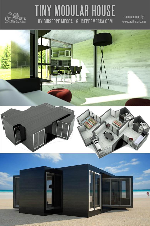 prefab modular house