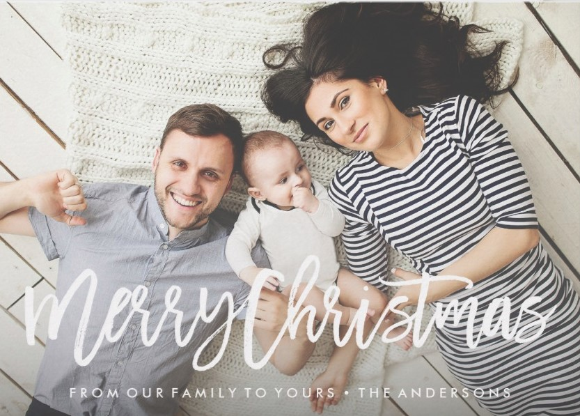 Unique Christmas Cards Ideas to Cheer Up your Family and Friends ...