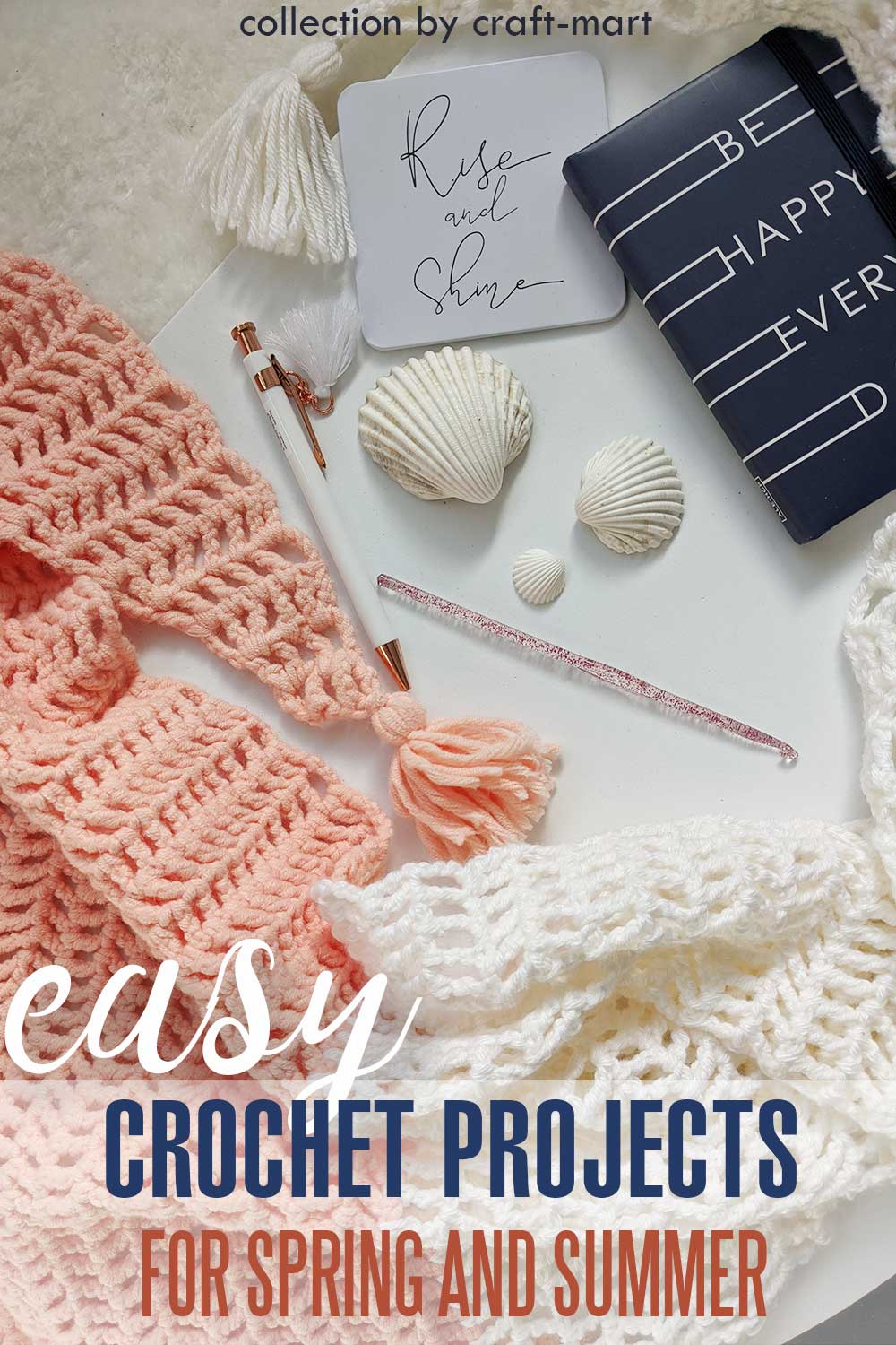 Easy Crochet Project for Spring and Summer