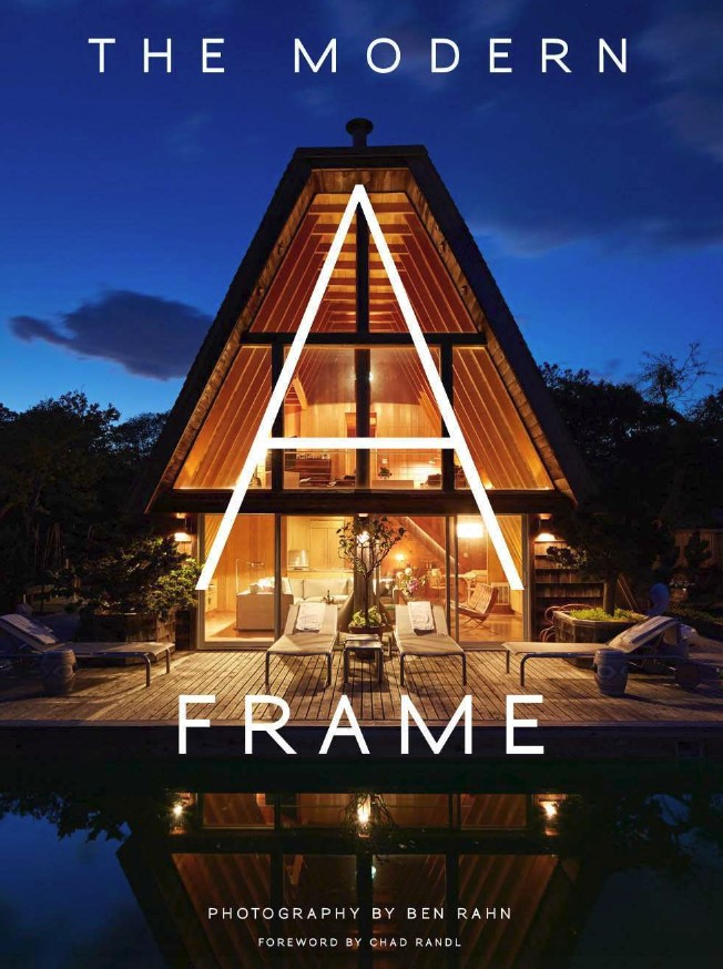 The Modern A-frame book by Ben Rahn