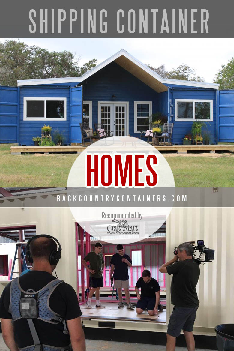 Backcountry Containers and homes