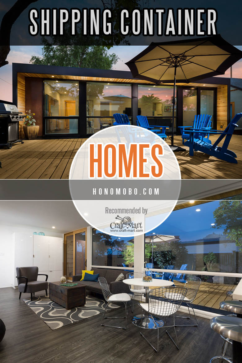 Fast and easy process of building Containerized homes