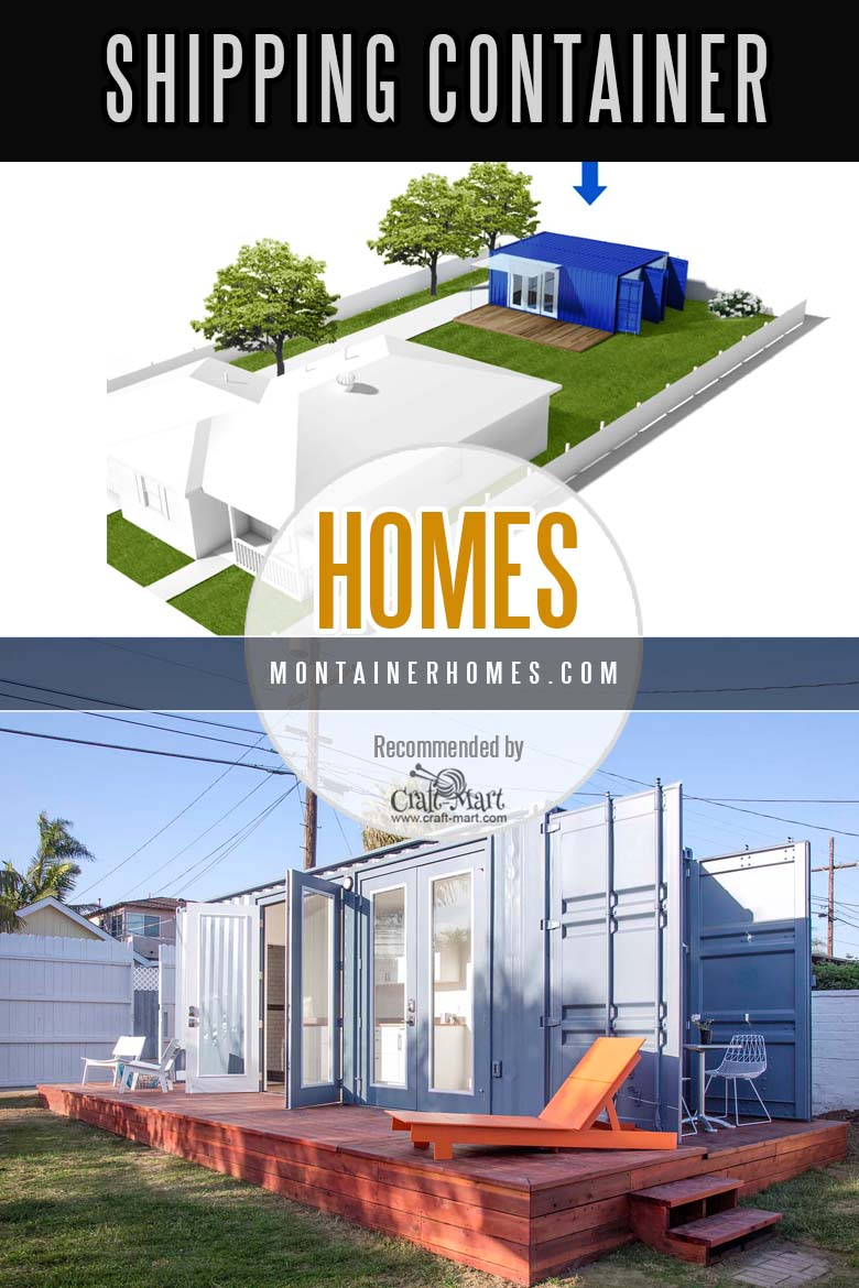 "Containerized homes by shipping container home builder ""Mountaineer Homes"""