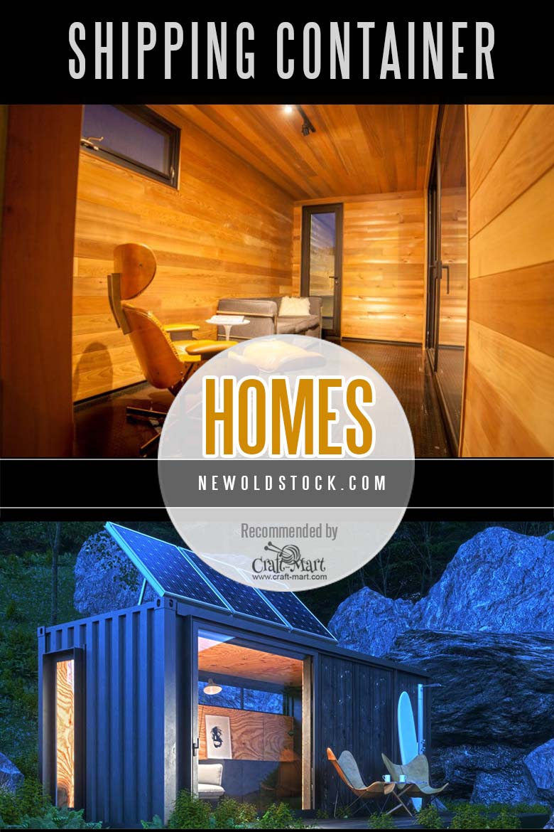 Old Stock small and tiny house builder can turn shipping containers into homes for you