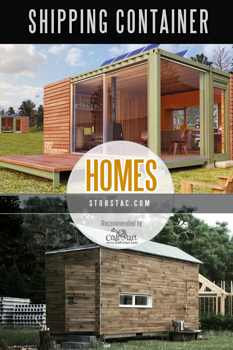 How to turn shipping containers into homes