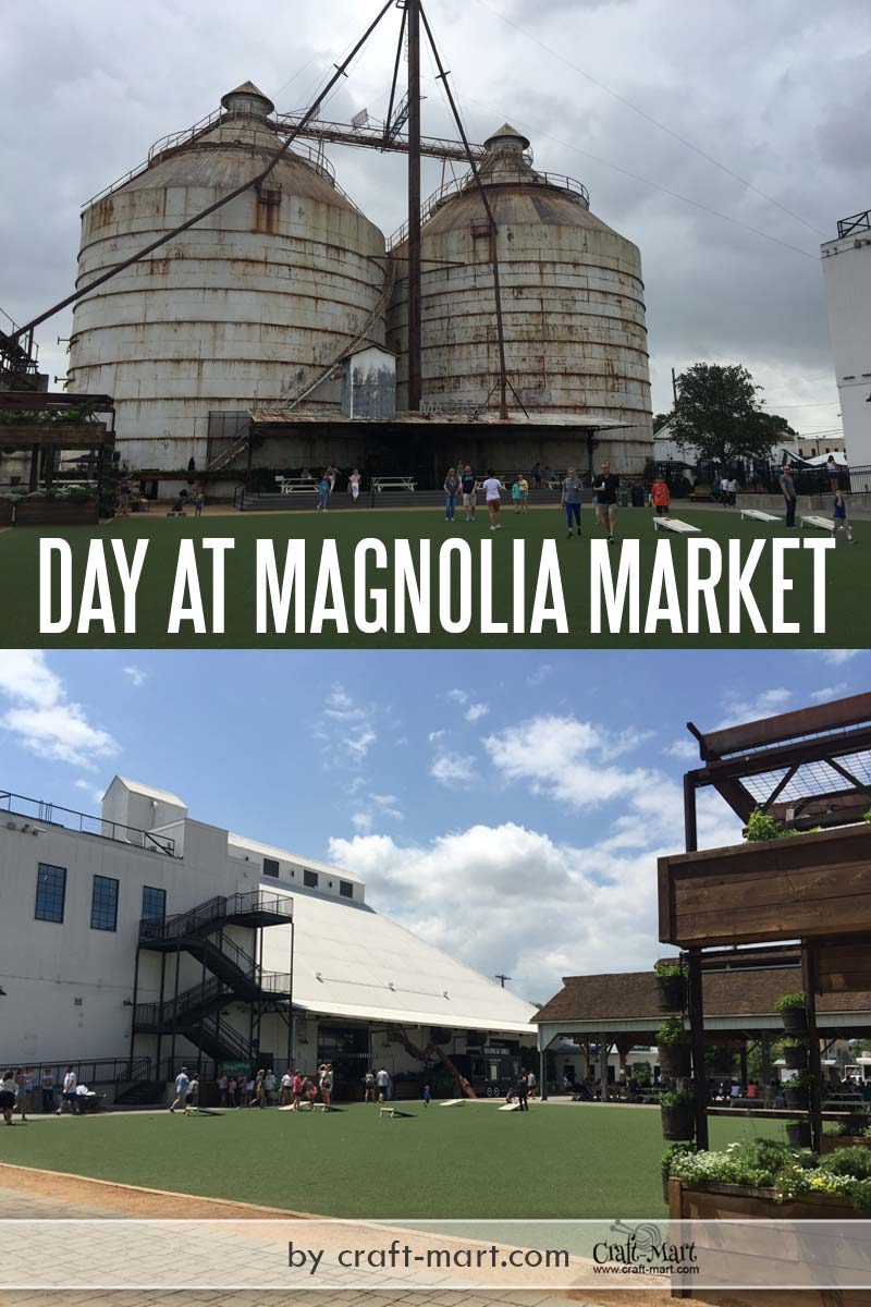 Visiting Magnolia Market Silos - Tips, Things to Try, and Enjoy. Learn how to plan a trip to Magnolia Market, visit Magnolia Silos Bakery, savor Magnolia Table menu, enjoy Magnolia Garden, and score some great modern farmhouse finds at the Magnolia Market Warehouse. #magnoliamarketsilos #milestomagnoliamarket #triptomagnoliamarketsilos #thingstodoinwacotx