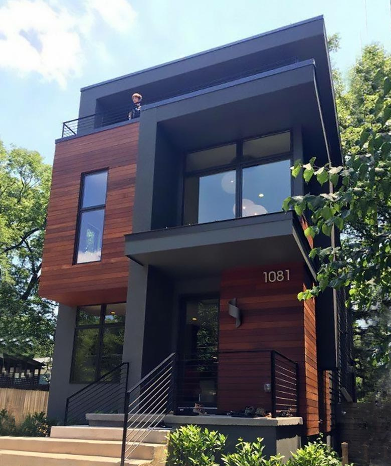 turn shipping containers into homes